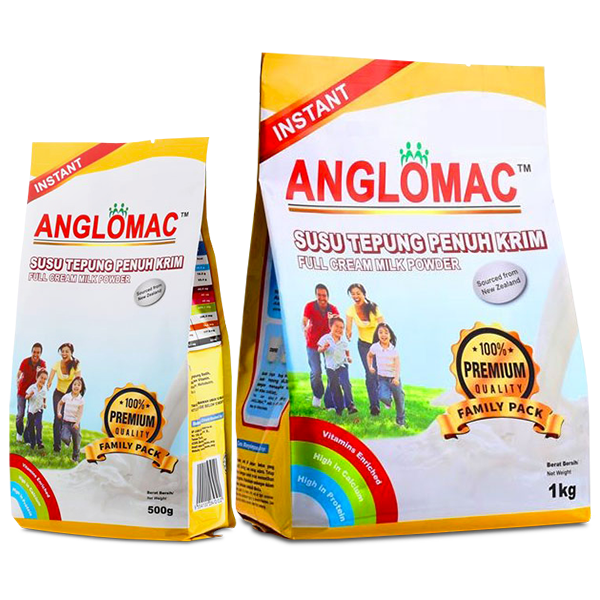 Anglomac Fullcream Milk Powder